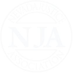 Personal injury Attorney Las Vegas at Christensen Law Offices belong to Nevada Justice Association